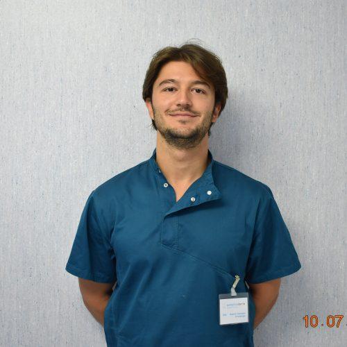 Dott. Giacomo Biasca - dottore della clinica dentale Semplicedente
